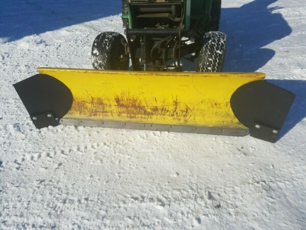 John Deere Snow Blade Plow Wings Extensions