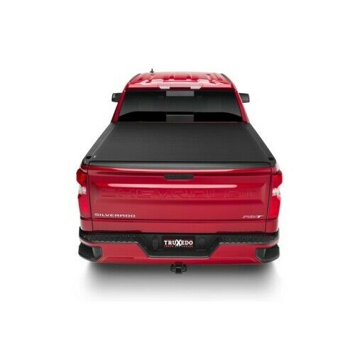 Truxedo 1572816 Tonneau Cover Sentry CT For 2019-2020 SilveradoSierra 1500 8'