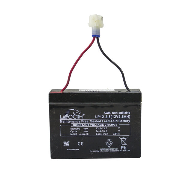 Husqvarna 580764901 12 Volt Battery With Harness Lawn Mowers Tractors