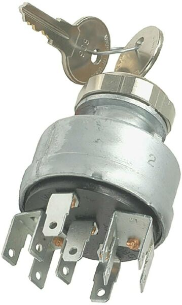 New 31-114P Pollak Ignition Switch for Universal