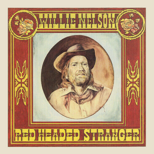 Willie Nelson Red Headed Stranger New Vinyl LP 150 Gram Download Insert