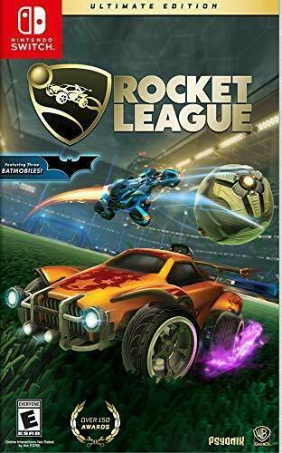 Rocket League Ultimate Edition ( 2018 Nintendo Switch Games ) Sealed