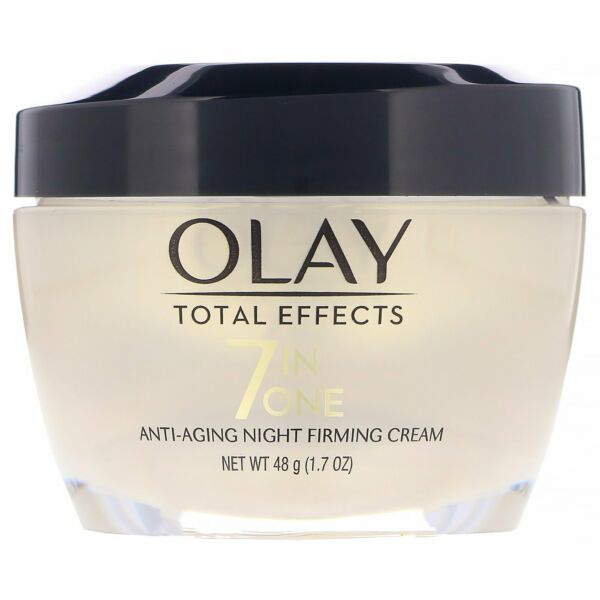 Olay Total Effects 7-in-1 Anti-Aging Night Cream & Moisturizer 1.7 oz