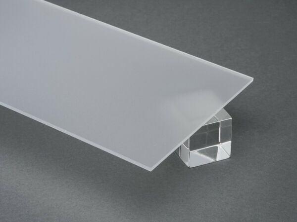 Acrylic Plexiglass Clear Frosted Sheet 1 8quot; Thick You Pick The Size #P95