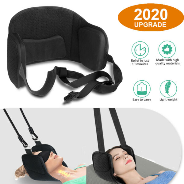 Hammock For Neck Muscle Relief Pain Stretcher Cervical Traction Massage Portable
