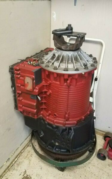 REBUILT ALLISON B500 TRANSMISSION FOR SALE W RETARDER COMPLETE