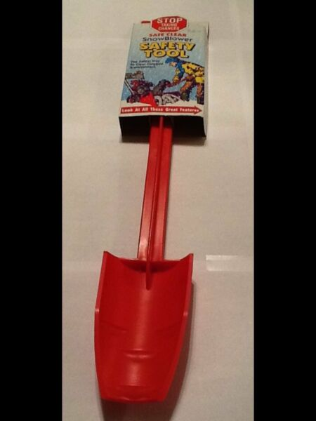 New Stens 751-830 Snow Slush Safety Shovel Cleaning Tool Clean Out Snow Blowers