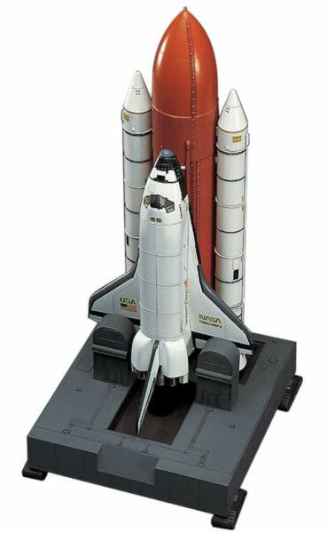 Hasegawa 29 Space Shuttle Orbiter Launching Mount 1200 Scale Kit
