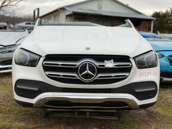 2020 Mercedes-Benz GLE350 Front End Clip Nose LED Headlights 4matic 2.0T AWD AT