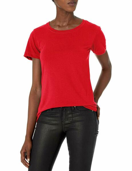 Marky G Apparel Women's Ideal T-Shirt Red L Large