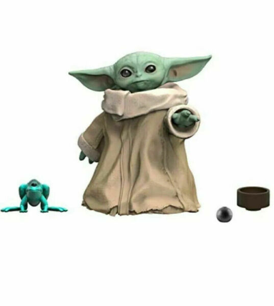 PRE-ORDER: Star Wars Black Series Mandalorian The Child baby Yoda Action Figure