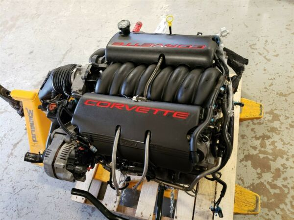 1998 Chevrolet C5 CORVETTE LS1 5.7 Liter Engine 345hp 86k with Warranty