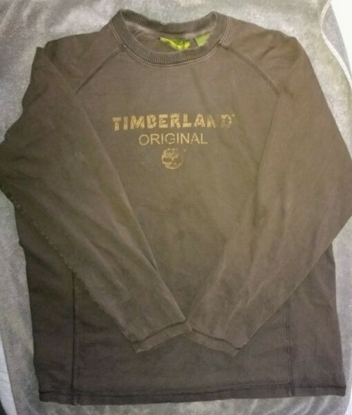 Timberland Original Long Sleeved pullover.Men#x27;s XXL.Heavy.Nearly Vintage. $35.00