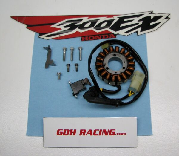 2006 300ex COMPLETE STATOR 300 ex ENGINE ELECTRICAL $69.49