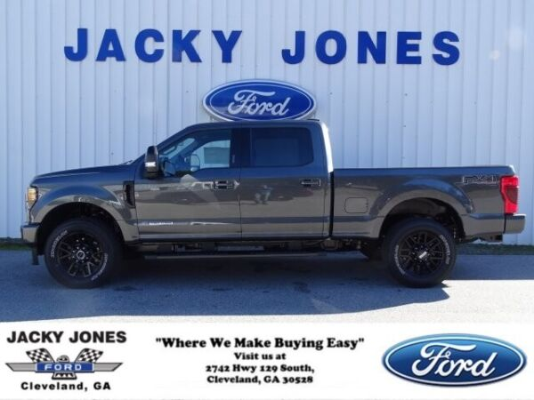 2020 Ford F-250 LARIAT 2020 Ford Super Duty F-250 SRW Magnetic Metallic with 11 Miles available now!