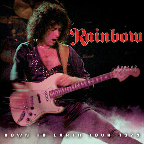 Ritchie Blackmore#x27;s The Down To Earth Tour 1979 New CD Boxed Set