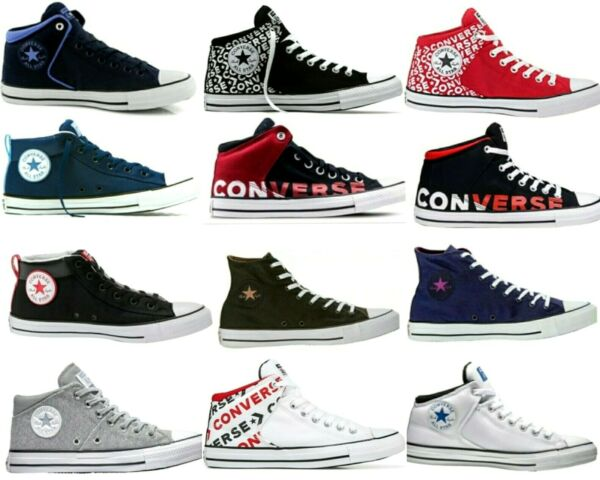 Converse Chuck Taylor All Star High Top Street Sneakers Casual Lifestyle Shoes