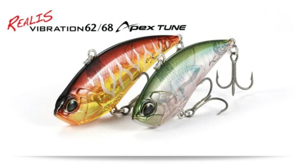 NEW Duo Realis Apex Tune Lipless Crankbaits 62 68 Choose Size amp; Color $13.99