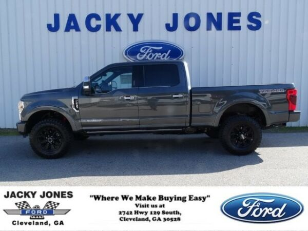 2020 Ford F-250 Platinum 2020 Ford Super Duty F-250 SRW Magnetic Metallic with 11 Miles available now!