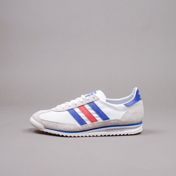 Adidas Originals SL 72 White Blue Red Men Lifestyle Sneakers New classic FV4430