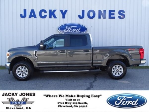 2020 Ford F-250 XL 2020 Ford Super Duty F-250 SRW Magnetic Metallic with 11 Miles available now!