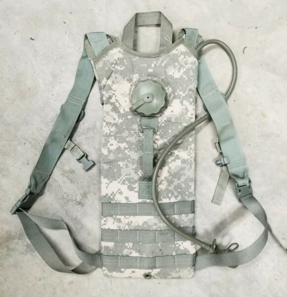 Army Hydration Pack Carrier System ACU NSN 8465 01 525 5531 $14.95