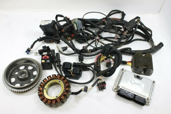2010 Polaris Sportsman 850 XP Wiring Harness with ECU Stator and Ignition Coil