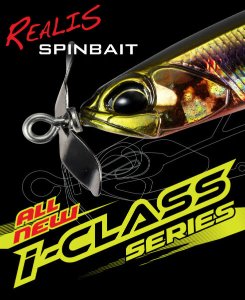 NEW Duo Realis I Class Series Spinbait 100 Spybait Spy Bait Lures Choose Color $14.99