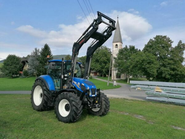 Great 2014 New Holland T 5.115 cw General Purpose Bucket