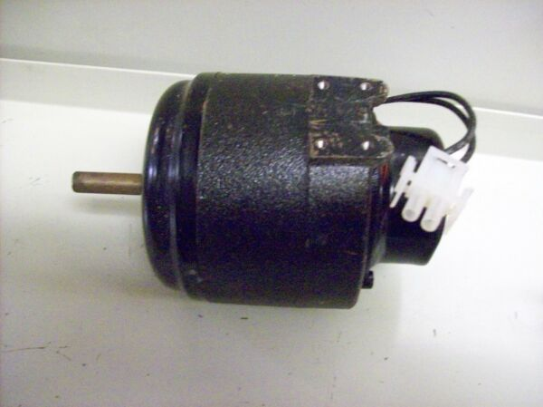 Sh1 Electric Motor amp; Specs ESP 0L50EM with small dent in end cover $79.99