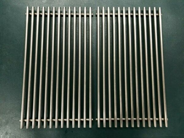 Weber Spirit 200 series grill grates Heavy duty solid 3 8quot; rod and flavor bars