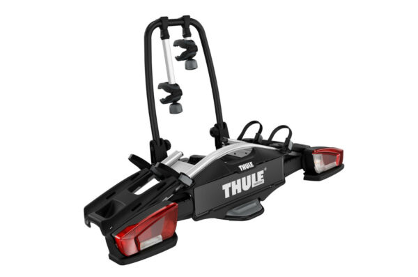 Thule Rack Carrier Tow Trailer Hitch Velocompact 924 2 Wheels 46kg Fold Up 13pol $601.89