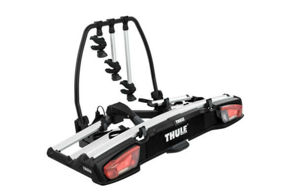 Thule Rack Carrier Tow Trailer Hitch Velospace XT3 939 3 Wheels 60kg Foldable $865.42