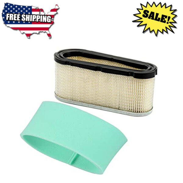 Air Filter and Pre Filter For Briggs and Stratton 496894S 493909S 272403S $7.39
