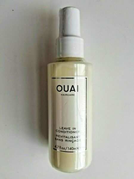 Ouai Haircare Leave In Conditioner New Sealed 4.7 fl oz Smooth Soften Detangle
