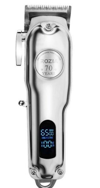 🇺🇸Men's Hair Clippers.Cordless. Titanium Blade. Ships FREE amp; FAST from USA $59.99