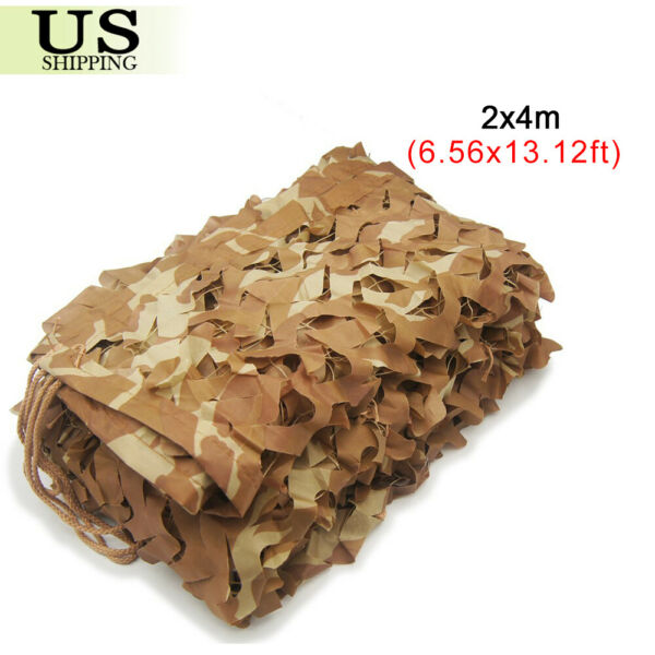 Hunting Military Leaves Camouflage Net Woodland Camo Netting Cover Backing