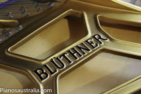 Bluthner Grand piano1990 Mdl 6 by Steinway Specialist in Australia free delivery