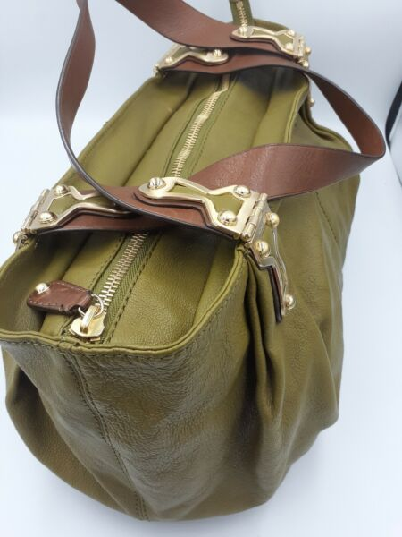 Michael Kors Authentic Designer Bag. Excellent condition. Army Green $89.99