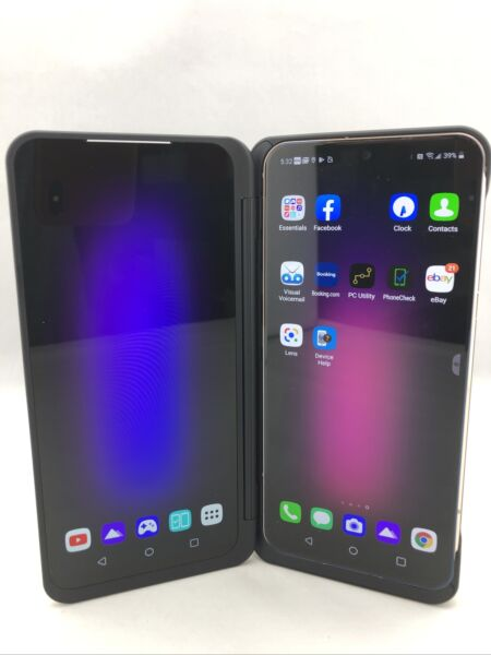 LG 6.8quot; Dual Screen Attachment for LG V60 ThinQ