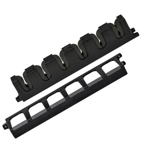 Horizontal Or Vertical Rod Rack Fishing Boat Gear Pole Storage Stand Holder Wall $20.99