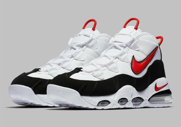 NEW MENS NIKE AIR MORE UPTEMPO '95 SNEAKERS CK0892 101 SIZE 10