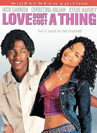 Love Dont Cost a Thing DVDSnap Case Christina MilianNick Cannon Region 1 $4.89