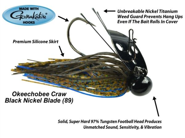 Picasso Tungsten Knocker Heavy Cover Shock Blade Choose Size Color $10.99