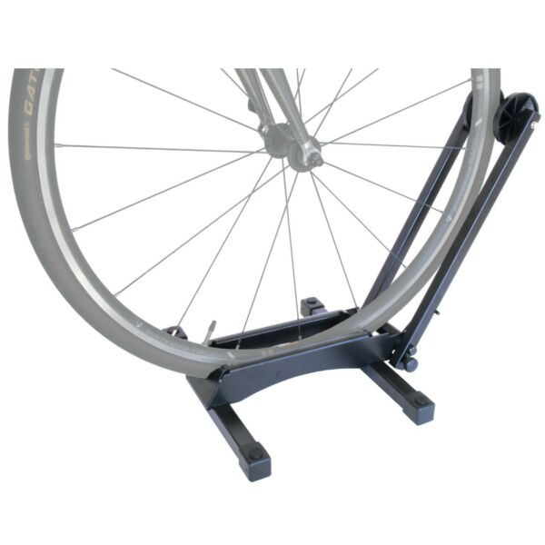 Lumintrail Bike Floor Storage Stand for Mountain and Road 24quot; 29quot; Bicycles $39.99