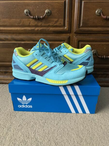 Adidas ZX 8000 Aqua Size 11 Mens 100% Authentic Never Worn