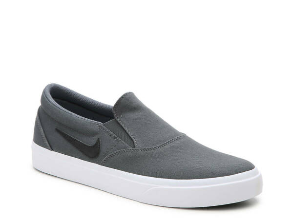 Nike SB Charge Men's Slip Ons Shoes Sneakers Skate sz 10 & 11 CT3523-002