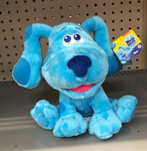 Blue's Clues & You!  Beanbag PLUSH 7
