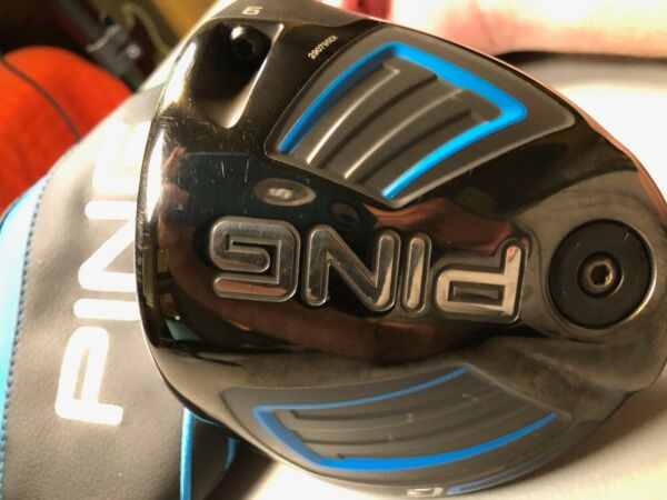 Ping G 9 degree Driver Stock Stiff with HC and Tool 910 Condition