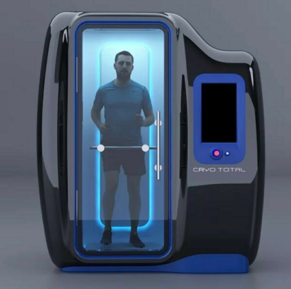 2020 Vacuactivus Whole Body Cryotherapy Chamber